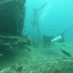 dive hurghada-dive-diving-diver-wreck-ss thistlegorm-underwater-photo-hurghada-egypt