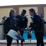 diving instructor- hurghada