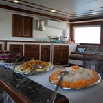 dive hurghada-boat-liveabord-divin boat-daily boat-food-sea food-relax
